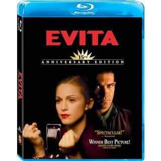Evita (15th Anniversary Edition) (Blu-ray Disc)
