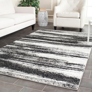 Shop Safavieh Retro Agnija Distressed Modern Abstract Rug