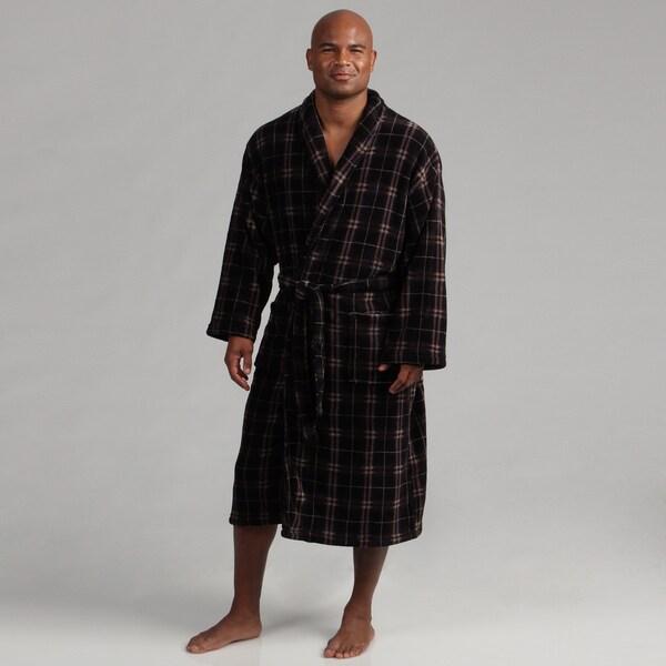 Majestic Men's Fleece Shawl Collar Robe FINAL SALE