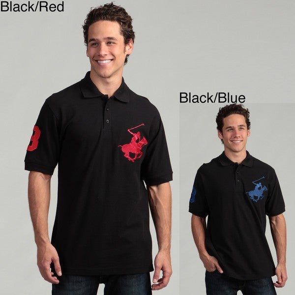 Beverly Hills Polo Club Men's Polo Shirt