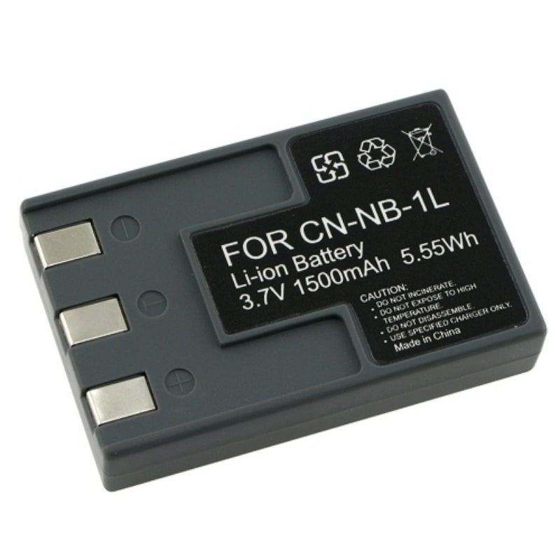 INSTEN Canon NB-1L/ NB-1LH Compatible Li-Ion Battery