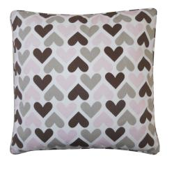 Kids Hearts Pillow