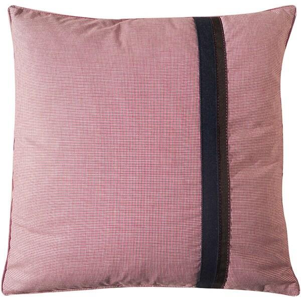 Handmade Kids Gingham Pillow
