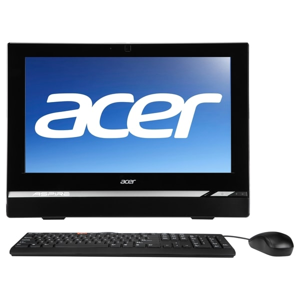 Acer Z1620 All-in-One Computer - Intel Celeron G530 - 4 GB - 500 GB H