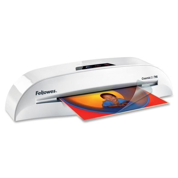 Fellowes Cosmic™2 95 Laminator with Pouch Starter Kit