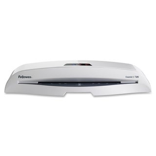 Fellowes Cosmic2 125 Laminator with Pouch Starter Kit