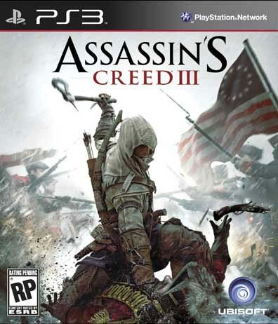 PS3 - Assassin's Creed III