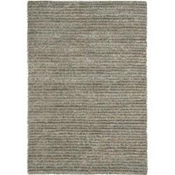 Safavieh Handmade Aspen Shag Grey Wool Area Rug (6' x 9')