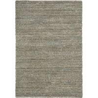 Safavieh Handmade Aspen Shag Grey Wool Area Rug - 6' x 9'
