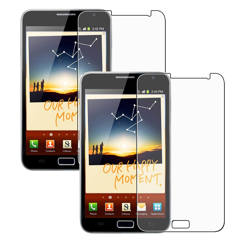 Anti-Glare Protector for Samsung Galaxy Note N7000 (Pack of 2)