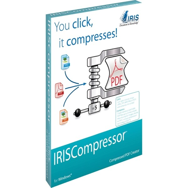 I.R.I.S. IRISCompressor Start-up - Complete Product - 1 User