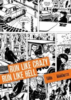 Run Like Crazy Run Like Hell (Hardcover)