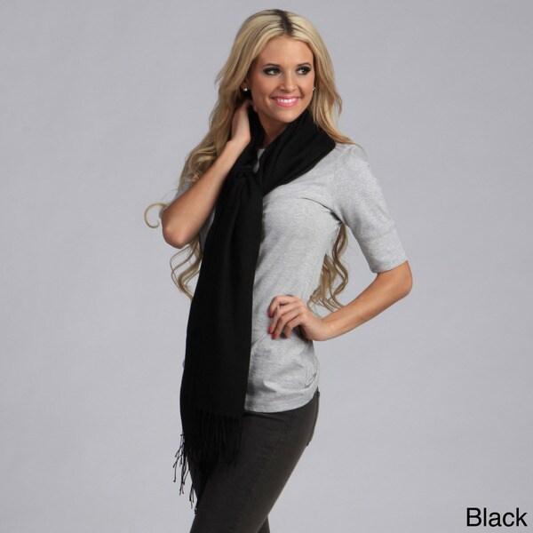 Earth Wrap Women's Cotton/ Wool Blend Shawl