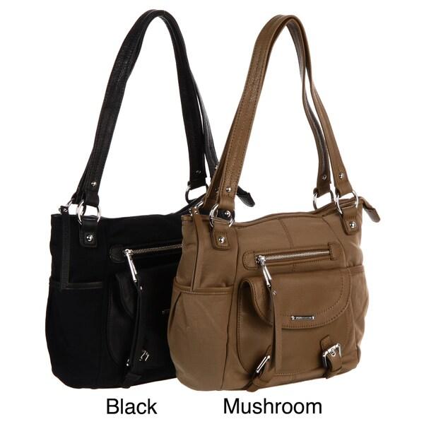 Stone Mountain Savannah Leather Hobo Bag