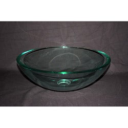 Round Glass Sink Bowl