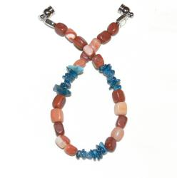 Susen Foster 'Tall & Tan' Gemstone Bracelet