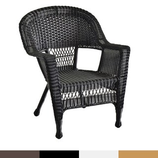 Wicker Patio Chairs (Set of 2) (2 options available)