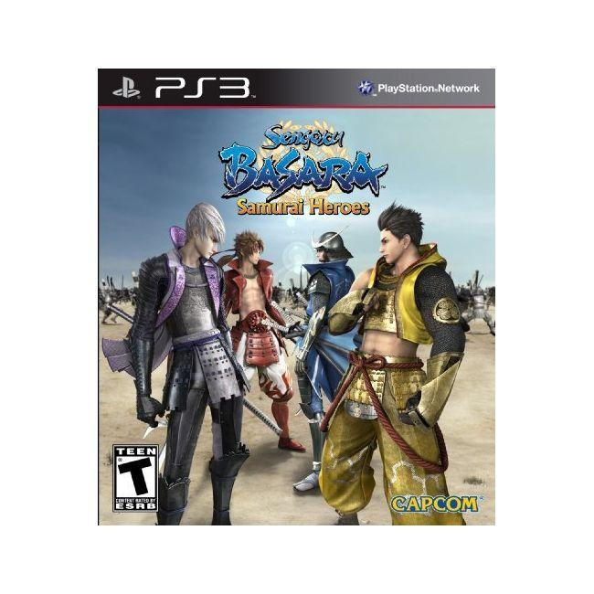 PS3 - Sengoku Basara Samurai Heroes (Pre-Played)