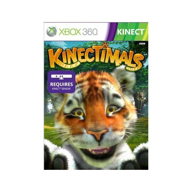 XBox 360 - Kinectimals (Pre-Played) - Thumbnail 0