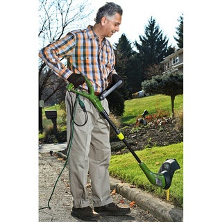 Sun Joe SharperBlade SB601E Electric Stringless Trimmer/ Edger