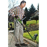Sun Joe SharperBlade SB601E Electric Stringless Trimmer/Edger
