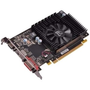 XFX Radeon HD 6570 Graphic Card - 650 MHz Core - 1 GB DDR3 SDRAM - PC