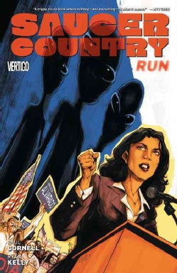 Saucer Country 1: Run (Paperback)