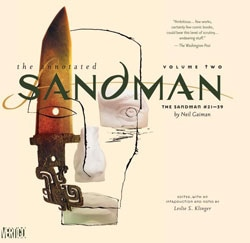 The Annotated Sandman Vol. 2 (Hardcover)