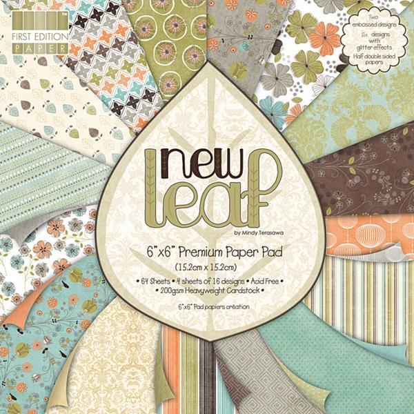 New Leaf Premium Paper Pad