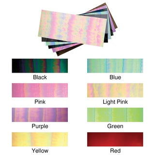 Iris Mylar Shimmer Sheets (Pack of 3)