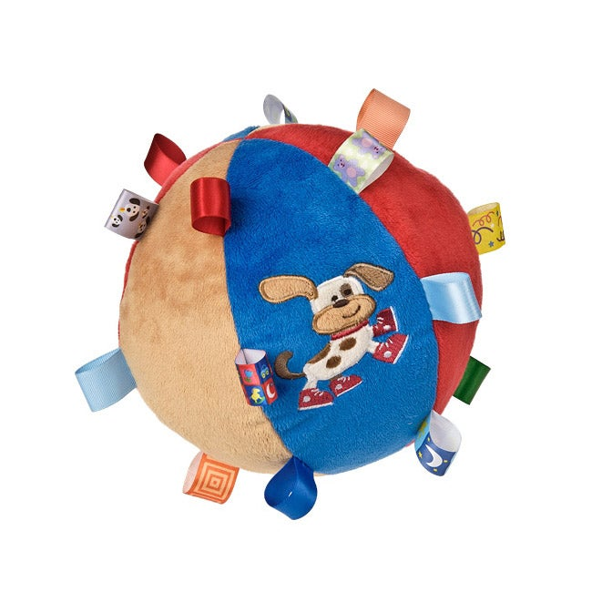 Mary Meyer Buddy Dog Chime Ball