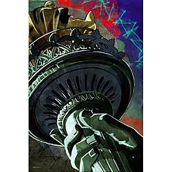 Maxwell Dickson 'Liberty' Canvas Wall Art
