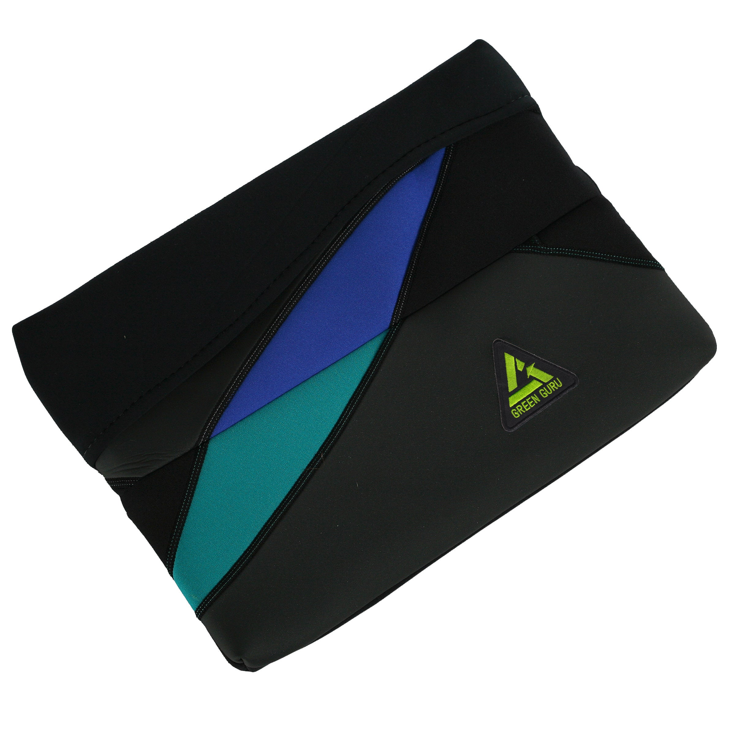 Green Guru Sporty 13-inch Fold-over Recycled Laptop Computer Sleeve