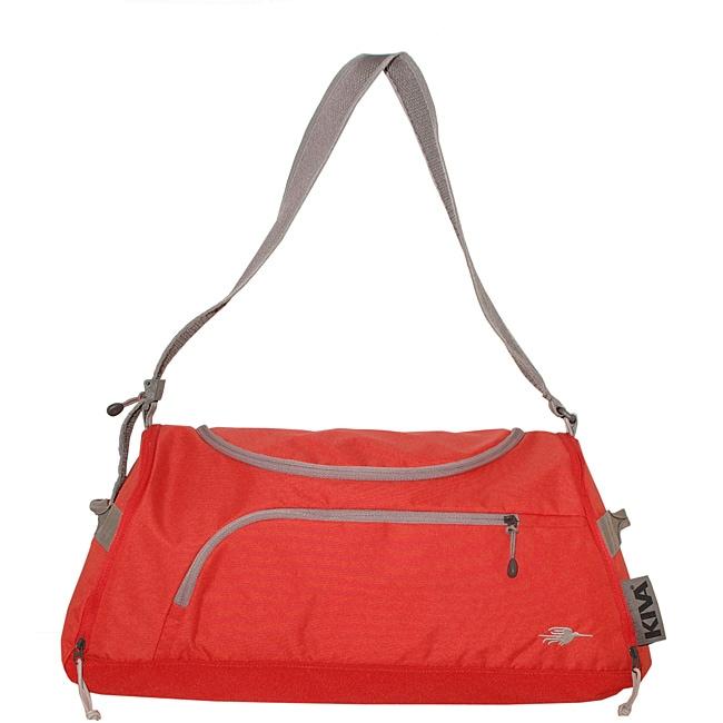 Kiva Packing Genius Persimmon 22-inch Stowaway Duffel Bag
