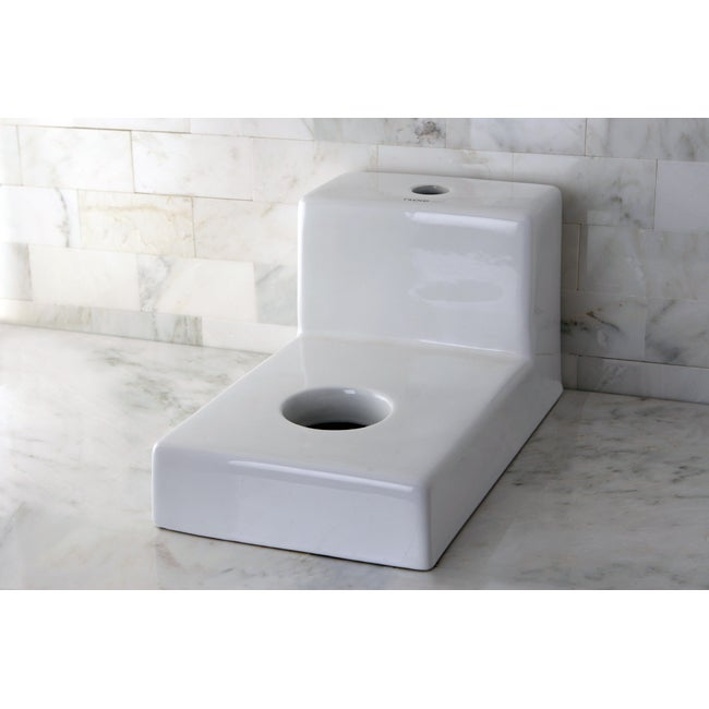 Vitreous China Basin Holder