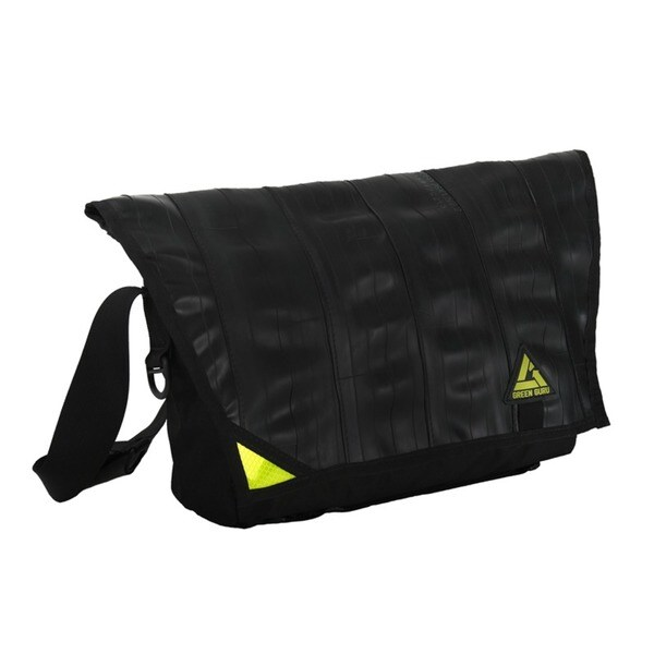 Green Guru 'Freewheeler' 17-inch Laptop Messenger Bag (Colorado)