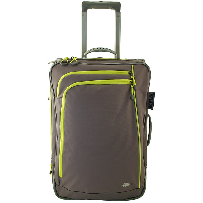 Kiva Packing Genius Wasabi 21-inch Lightweight Carry-On Upright