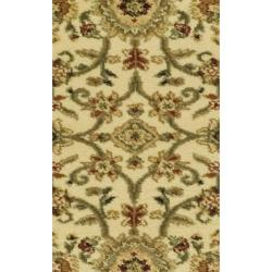 Safavieh Lyndhurst Traditional Oriental Ivory/ Black Rug (2'3 x 18') - Thumbnail 1