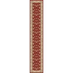 Safavieh Lyndhurst Traditional Oriental Burgundy/ Ivory Rug (2'3 x 18')
