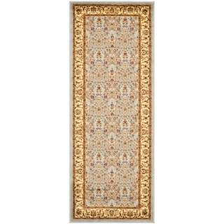 Safavieh Lyndhurst Traditional Oriental Light Blue/ Ivory Rug (2'3 x 20')