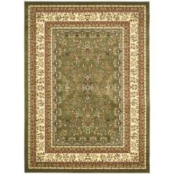 Safavieh Lyndhurst Collection Sage/Ivory Oriental Rug (9' x 12')