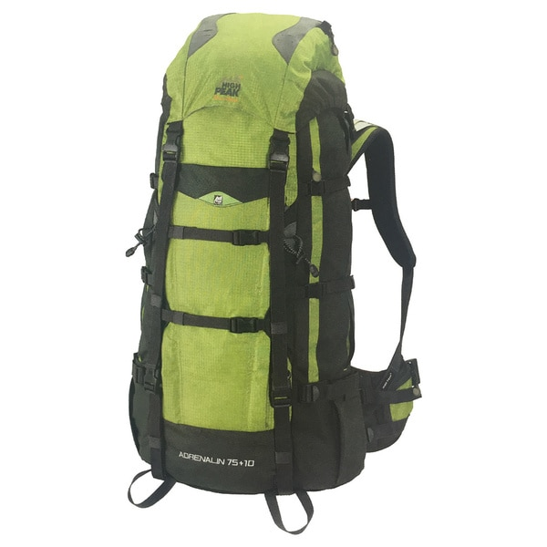 High Peak Alpinizmo Adrenaline 75+10 Backpack