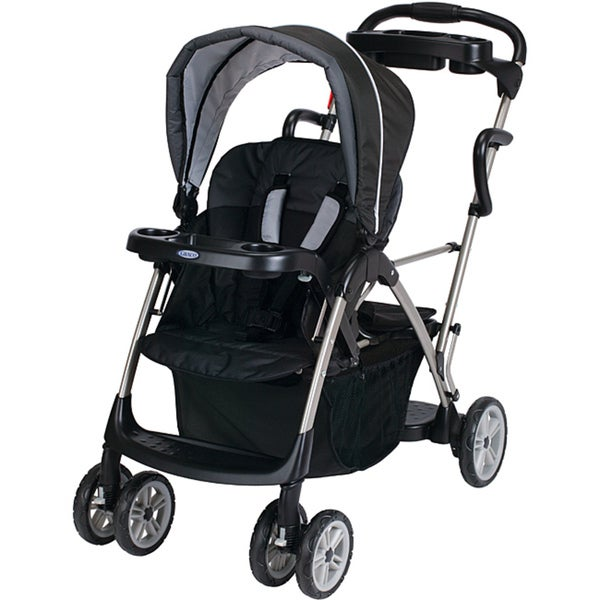 Shop Graco Roomfor2 Stand Amp Ride Stroller In Metropolis