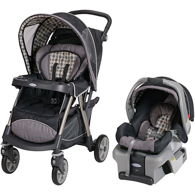 Graco Urbanlite Travel System Vance Shipping