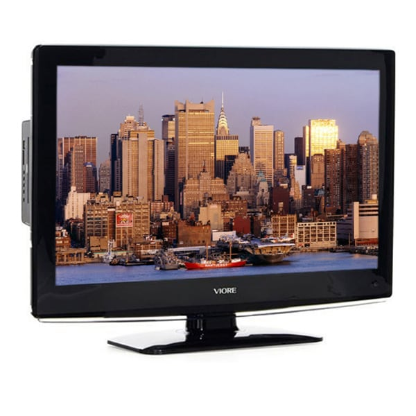 shop viore lcd32vh56a 32 inch 720p lcd tv dvd player refurbished free shipping today. Black Bedroom Furniture Sets. Home Design Ideas