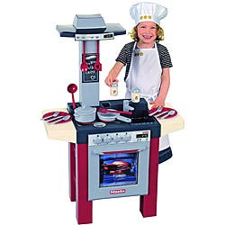 Theo Klein Miele Kids Durable Play Kitchen Set With Utensils Overstock 6574043