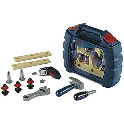 Theo Klein Bosch Tool Set Case with Ixolino