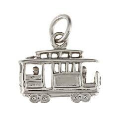 La Preciosa Sterling Silver Cable Car Charm|https://ak1.ostkcdn.com/images/products/6575055/La-Preciosa-Sterling-Silver-Cable-Car-Charm-P14150616.jpg?impolicy=medium