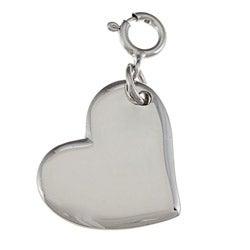 La Preciosa Sterling Silver Heart Charm