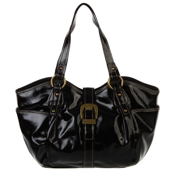 Franco Sarto 'Dandy' Patent Tote Bag